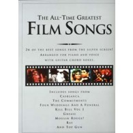 ALL-TIME GREATEST FILM SONGS PIANO