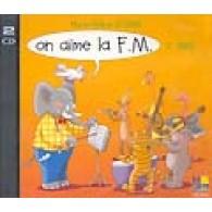 SICILIANO M.H. ON AIME LA F.M. 2ME ANNEE CD