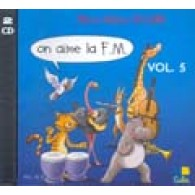 SICILIANO M.H. ON AIME LA F.M. 5ME ANNEE CD