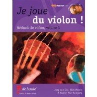JE JOUE DU VIOLON VOL 3 + CD