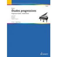 FERTE A. ETUDES PROGRESSIVES VOL 2 PIANO