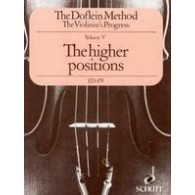 DOFLEIN (THE) METHOD VOL 5 VIOLON