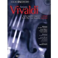 VIVALDI A. LES 4 SAISONS OP 8 N°2: L'ETE VIOLON