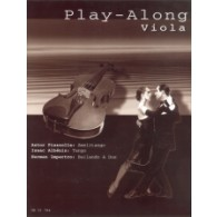PLAY-ALONG VIOLA 3 TANGOS ALTO