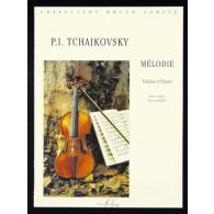 TCHAIKOVSKY P.I. MELODIE OP 42 VIOLON