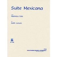 LARSON K. SUITE MEXICANA MARIMBA SOLO