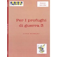MORLEO L. PER I PROFUGHI DI GUERRA 3 MARIMBA 4 BAGUETTES