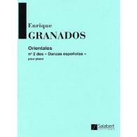 GRANADOS E. ORIENTAL PIANO