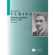 TURINA J. DANSES GITANES OP 84 VOL 2 PIANO