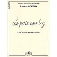 COITEUX F. LE PETIT COW-BOY CLARINETTE