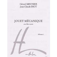 MEUNIER G./DIOT J.C. JOUET MECANIQUE FLUTE