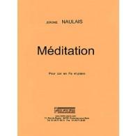 NAULAIS J. MEDITATION COR EN FA