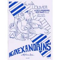 LOUVIER A. AGREXANDRINS VOL 2 PIANO