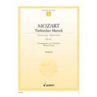 MOZART W.A. MARCHE TURQUE KV 331 PIANO