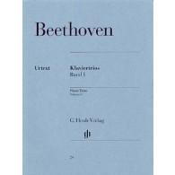 BEETHOVEN L. TRIOS AVEC PIANO VOL 1