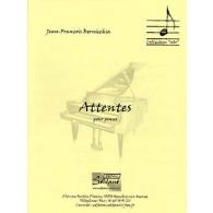 BERNICCHIA J.F. ATTENTES PIANO