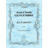 GENGEMBRE J.C. LE CABOTIN COR EN FA