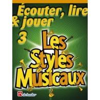 LES STYLES MUSICAUX TROMBONE CLE DE SOL