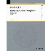 DOPPLER A.F. FANTAISIE PASTORALE HONGROISE FLUTE