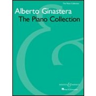 GINASTERA A. THE PIANO ALBUM