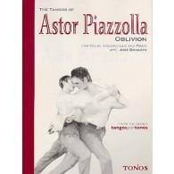 PIAZZOLLA A. OBLIVION CORDES ET PIANO