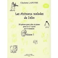 LAPEYRE C. LES ANIMAUX MALADES DE L'ALTO VOL 1 ALTO