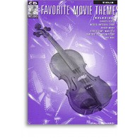 FAVORITE MOVIE THEMES VIOLON