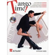 MEES M. TANGO TIME! ACCORDEON