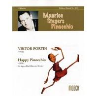 FORTIN V. HAPPY PINOCCHIO FLUTE A BEC SOPRANO