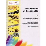 JOUBERT C.H. ROCAMBOLE ET CREPINETTE ALTO