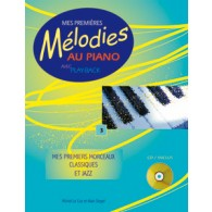 MES PREMIERES MELODIES AU PIANO VOL 3