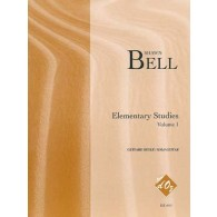 BELL S. ELEMENTARY STUDIES VOL 1 GUITARE