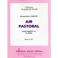 CARLIN A. AIR PASTORAL HAUTBOIS