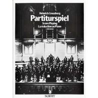 CREUZBURG H. PARTITURSPIEL BAND 1 PIANO