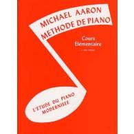 AARON M. METHODE DE PIANO VOL 2