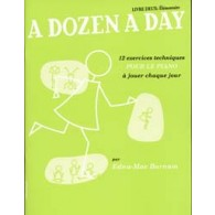 BURNAM E.M. A DOZEN A DAY VOL 2 PIANO