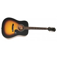 EPIPHONE DR100 VS VINTAGE SUNBURST DREADNOUGHT