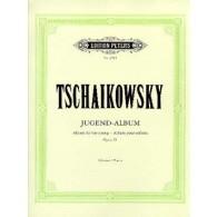 TCHAIKOWSKY P.I. ALBUM A LA JEUNESSE OP 39 PIANO