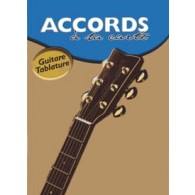 ACCORDS A LA CARTE POUR GUITARE TABLATURE
