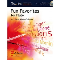 SCHAARS FUN FAVORITES FOR FLUTE