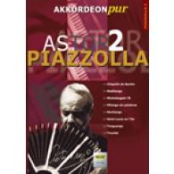 PIAZZOLLA A. AKKORDEON PUR VOL 2