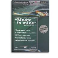 MUSIC IS MINE JOUEZ DU PIANO: METHODE DE PIANO FACILE