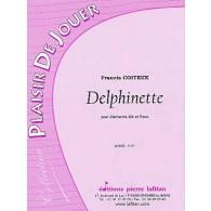 COITEUX F. DELPHINETTE CLARINETTE