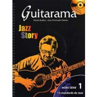 GUILLEM P./HOARAU J.C. GUITARAMA JAZZ STORY GUITARE