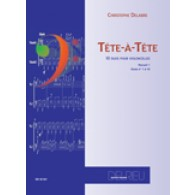 DELABRE C. TETE-A-TETE VOL 1 VIOLONCELLES