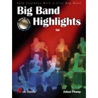 BIG BAND HIGHLIGHTS CLARINETTE