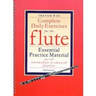 WYE T. COMPLETE DAILY EXERCISES FLUTE