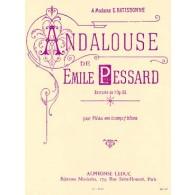 PESSARD E. ANDALOUSE FLUTE