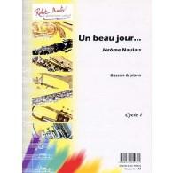 NAULAIS J. UN BEAU JOUR BASSON