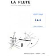 DRAKE J. 1, 2, 3 FLUTE